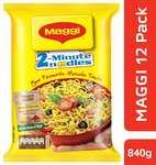 Maggi noodles masala (70gm pack of 12)×5 (coupon code SAVESHIPPING )