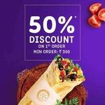 Faasos : Get 100% Cashback Upto Rs.250 on Food Order