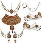 Wedding Jewellery Set for Girls & Women