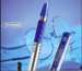 Cello Finegrip Ball Pen Set - Pack of 25 (Blue)@95Apply 5% coupon