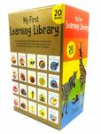 First Learning Library Board Books | Set of 10/20