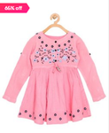 Upto 70% off on Kid's Wear starting from Rs.418
