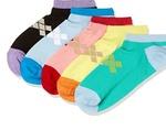 Calzini Calzini Women's Liners Socks (Pack of 5)(COSN452_Multicolor_Free Size) Few left in stock