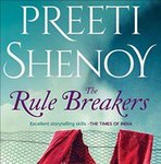 The Rule Breakers Paperback - by Preeti Shenoy