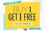 NNNOW Deal of the Day : Buy 1 Get 1 Free