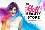 Nykaa: The Holi Beauty Store : Upto 40% Off on Beauty Care Products