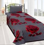 Bedsheets upto 80% off from Rs. 136
