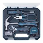 49% off on Bosch Hand Tool Kit (Blue, 12 Pieces)