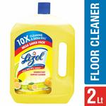Lizol Disinfectant Floor Cleaner Citrus, 2 L (For Subscribe & Save)