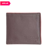Upto 60% off on Men's Wallets (Baggit, Carlton, Puma, Peter England, Hidesign)