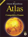Lightning deal 40% off on The Orient BlackSwan Atlas for Competitive Exams