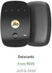 UPCOMING | JioFi Data Cards | 15-18 March