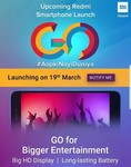 Xiaomi Go Series Coming Soon on 19th March
