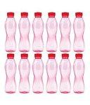 Milton Pet Water Bottle 1 Liter Oscar 1000 (Set Of 12 Bottles)