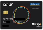 TMW (the mobile wallet) launch RuPay card (card working on CRED & Paytm Bank)