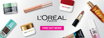 L oreal brand hub hp banner with cta 1 1